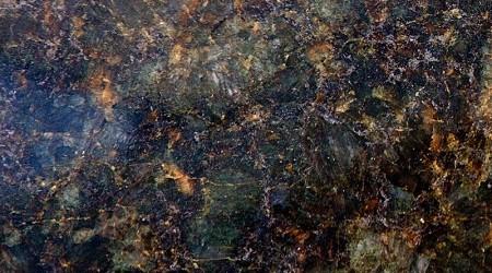 Granit Peacock Green